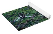 Windblown Clouds Yoga Mat