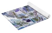 Winter Branches Yoga Mat