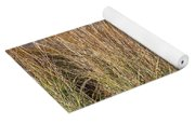 Winter Dunes Yoga Mat
