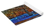Winter Wonderland Hdr  Yoga Mat
