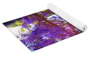Wisteria Canopy In Bisbee Arizona Yoga Mat