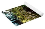 Wisteria Shadows Yoga Mat