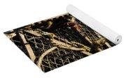 Wooden Lobster Traps Yoga Mat