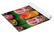 Wooden Shoes From Amsterdam Yoga Mat