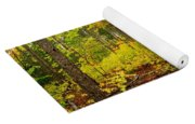 Woodland Panorama Yoga Mat