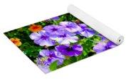 Wp Floral Study 2 2014 Yoga Mat