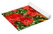 Wp Floral Study 5 2014 Yoga Mat