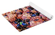 Yachats Oregon - Low Tide Treasures Yoga Mat