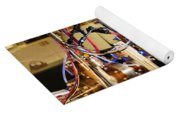 Ytterbium Lattice Atomic Clock Yoga Mat
