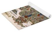 Book Of Lindisfarne Yoga Mat