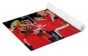 Changing Of The Guard In Ottawa Ontario Canada Yoga Mat