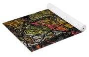 A Time In The Woods Yoga Mat