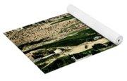 Apple Farming On The Hills Of Wenatchee Yoga Mat