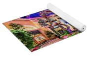 Bellagio Conservatory Spring Display Front Side View Wide 2018 2 To 1 Aspect Ratio Yoga Mat