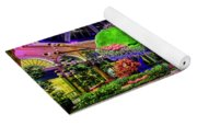 Bellagio Conservatory Spring Display Ultra Wide 2 To 1 Aspect Ratio Yoga Mat