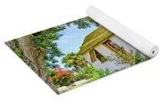 Bermuda Botanical Gardens Cottage Yoga Mat