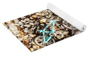 Bmx Pebble Race Yoga Mat