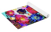 Bouquet Of Gratitude And Forgiveness Yoga Mat