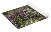 Catawba Rhododendron Table Rock  Yoga Mat