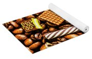 Coffee Candy Yoga Mat