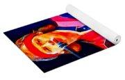 Dire Straits Mark Knopfler Yoga Mat