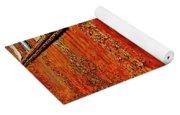 Elegant Rust Number 2 Yoga Mat