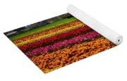 Farming Tulips Yoga Mat