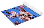 Pinks And Blues Yoga Mat