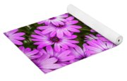Flower Patterns Collection Set 04 Yoga Mat