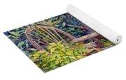 Garden Retreat Yoga Mat