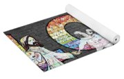 His Love Is For Everyone Yoga Mat