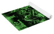 In The Green Zone Yoga Mat