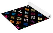 Louis Vuitton Monogram-2 Yoga Mat