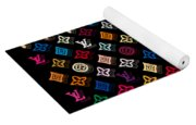 Louis Vuitton Monogram-4 Yoga Mat