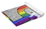 Love Is For Everyone Yoga Mat