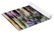 Love Of Lavender Yoga Mat
