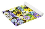 Naturalness And Flowers 54 Yoga Mat
