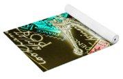 Neo Romantics Yoga Mat