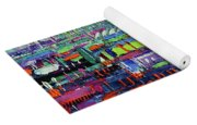 Paris By Moonlight Yoga Mat