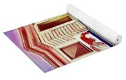 Provincetown Tradition Lobster Pot Yoga Mat