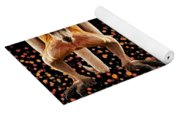 Red Kangaroos Yoga Mat