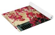 Rustic Life - Flowers Yoga Mat