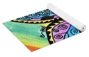 Say Yes To Your Soul Yoga Mat