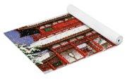 Snow In The Heianjingu Shrine - Digital Remastered Edition Yoga Mat