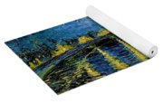 Starry Night - Digital Remastered Edition Yoga Mat