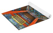 Summer Palace Ceiling Yoga Mat
