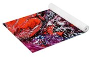 The Red Planet  Yoga Mat