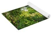 The Scent Of Monet Yoga Mat
