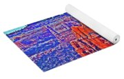 Trees Plateau Valley Color 2871ado National Monument  Yoga Mat