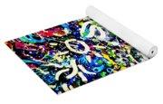Universe Galaxy Yoga Mat
